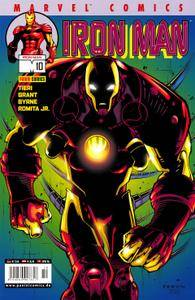 Iron Man Vol 2 10 Panini 15 08 2002