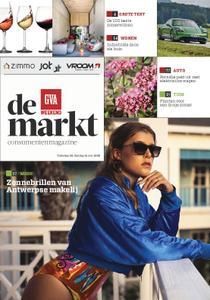 Gazet van Antwerpen De Markt – 30 mei 2020