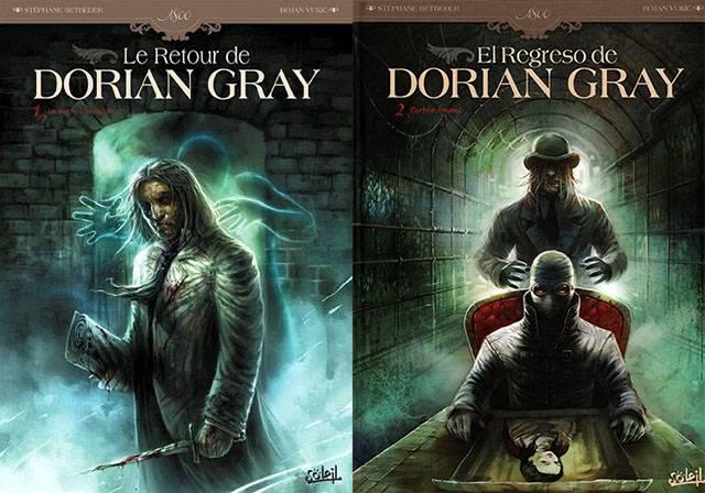 El Retorno de Dorian Gray (2 Tomos), de Betbeder y Vukic