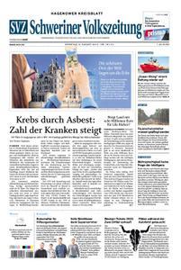 Schweriner Volkszeitung Hagenower Kreisblatt - 06. August 2019