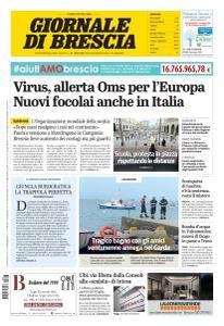 Giornale di Brescia - 26 Giugno 2020
