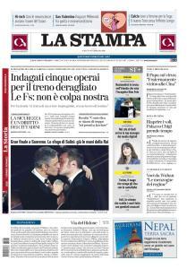 La Stampa Torino Provincia e Canavese - 8 Febbraio 2020