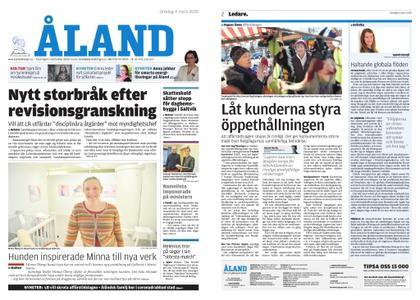 Ålandstidningen – 04 mars 2020