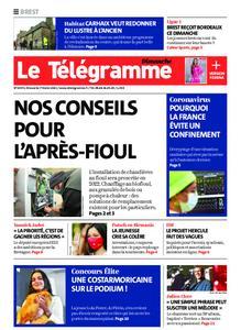 Le Télégramme Brest Abers Iroise – 07 février 2021