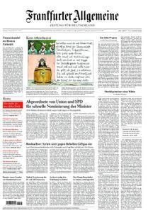 Frankfurter Allgemeine Zeitung F.A.Z. - 06. Februar 2018
