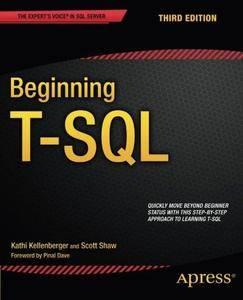 Beginning T-SQL (Repost)