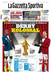 La Gazzetta dello Sport Roma – 09 febbraio 2020