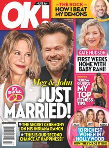 OK! Magazine USA - November 19, 2018