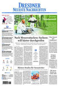 Dresdner Neueste Nachrichten - 07. August 2019