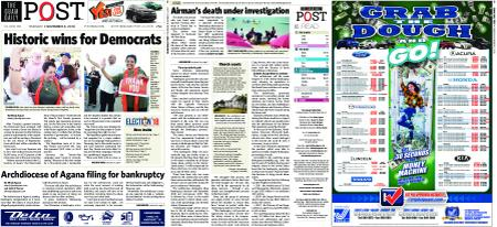 The Guam Daily Post – November 08, 2018