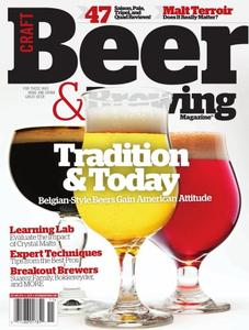Craft Beer & Brewing - October/November 2018