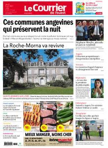 Le Courrier de l'Ouest Angers – 03 juin 2021