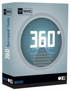 Waves 360 Surround Tools Bundle v503