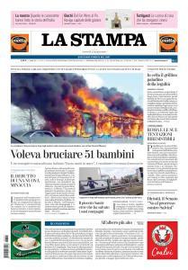 La Stampa Torino Provincia e Canavese - 21 Marzo 2019