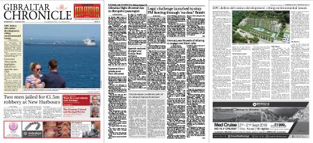 Gibraltar Chronicle – 07 August 2019