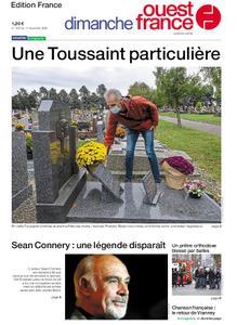 Ouest-France Édition France – 01 novembre 2020