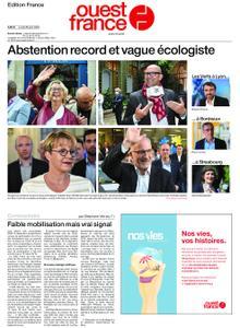 Ouest-France Édition France – 29 juin 2020