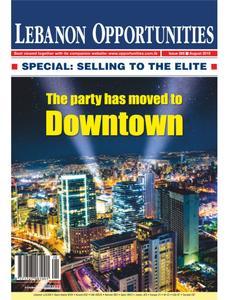 Lebanon Opportunities - August 2019