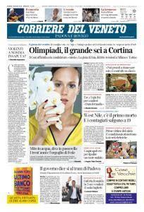 Corriere del Veneto Padova e Rovigo - 2 Agosto 2018