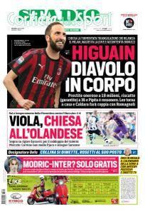 Corriere dello Sport Firenze - 2 Agosto 2018