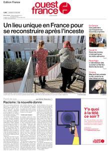 Ouest-France Édition France – 12 mars 2021