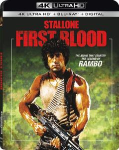 First Blood (1982) [4K, Ultra HD]