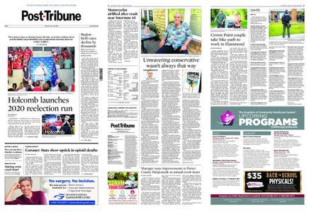 Post-Tribune – July 14, 2019
