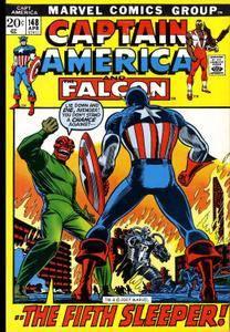 Captain America v1 148 Complete Marvel DVD Collection