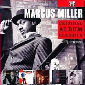 Marcus Miller - Original Album Classic (2009) [5CDs BoxSet] {Dreyfus}