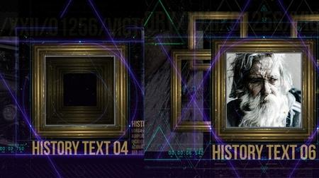 Videohive History in Frames 23061950