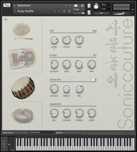 Soniccouture Samulnori Percussion v1.5.0 KONTAKT