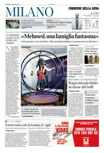 Corriere della Sera Milano – 24 maggio 2019
