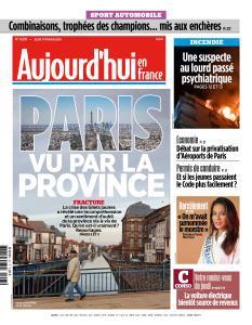 Aujourd'hui en France du Jeudi 7 Février 2019