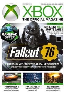 Official Xbox Magazine USA - December 2018