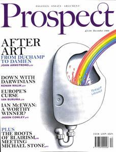 Prospect Magazine - December 1998