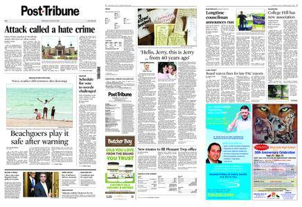 Post-Tribune – August 22, 2018