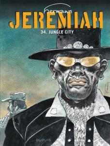"Strip - ""Jeremiah - 34 - Jungle City cbr"