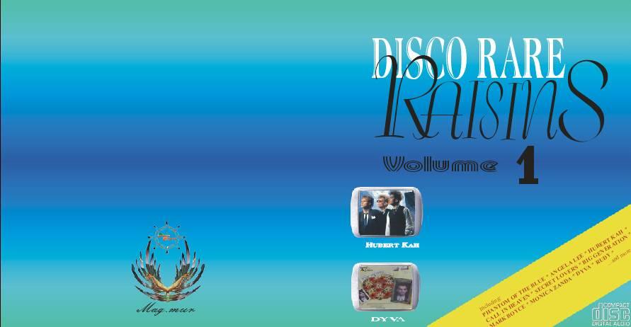 Disco Rare Raisins Vol.1