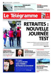 Le Télégramme Guingamp – 10 décembre 2019