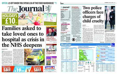 The Journal – January 03, 2018