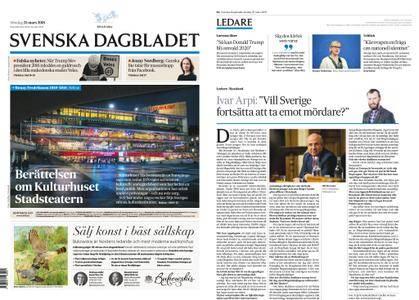 Svenska Dagbladet – 25 mars 2018