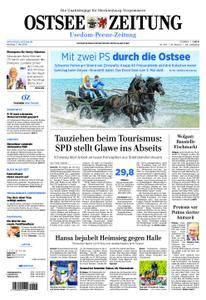 Ostsee Zeitung Wolgast - 07. Mai 2018