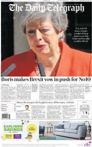 The Daily Telegraph - May 25, 2019