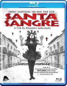 Santa Sangre (1989) [Remastered]