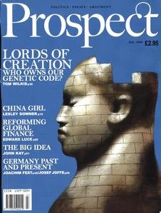 Prospect Magazine - July 1998