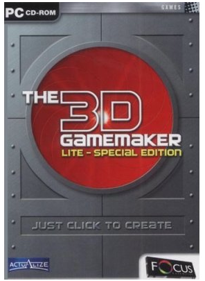 3D GameMaker Lite Special Edition ISO