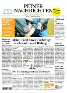 Peiner Nachrichten - 04. Januar 2018