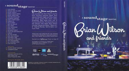 Brian Wilson and Friends - A SoundStage Special Event (2014)