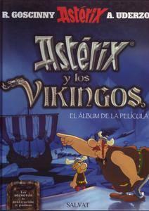 Astérix y los vikingos  (El álbum de la película)