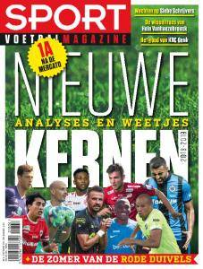 Sport Voetbal Magazine - 5 September 2018